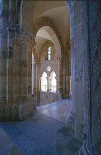 Narthex de la cathédrale d'Autun (71)