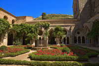 Abbaye de fontfroide Mobilhome sigean