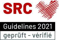 SRC-Guidelines 2021 geprüft