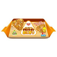 instant nissin rice ball