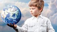 Klimaschutz - für ihn überlebenswichtig!