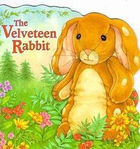 The Velveteen Rabbit book (illustration by Chris Abvabi)