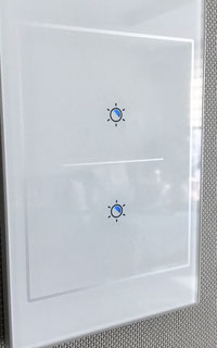 Touchscreen light switches