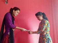 BE YOGI Yoga Beate Laudien Mainz Bingen Muenster Sarmsheim for Nepal on Donation - Kriti
