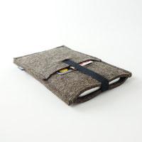 Handyhülle aus Filz minimalistisches Design