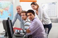 Expert manager de gestion de crise en entreprise, avec le management de transition