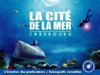 La Cité de le Mer à Cherbourg