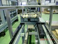 ケーブルベアー仕様のロボットケーブル機内配線工事ですがマシンフレキや電線管 仕様の機内配線工事の写真集です。