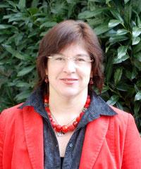 Die Autorin Anja Ollmert