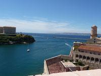 サン・ジャン要塞からの眺め