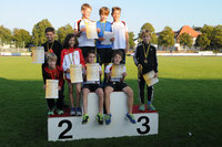 Bilder von der Leichtathletikabteilung des TSV Weilheim