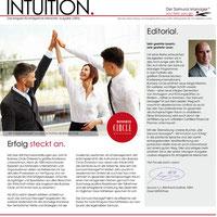 Magazin für erfolgreiche Menschen (Ausgabe 1/2016)