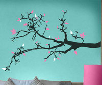 Spring Branch Wall Art