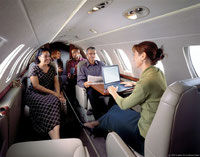 Private and business flights