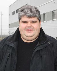 Russian delegation member Oleg Demidov  -  pictures hs