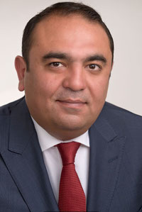 Nidjat Babayev, Senior VP Sky Gates  -  company courtesy