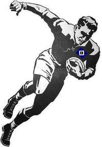 alte HSV-Rugby Werbung