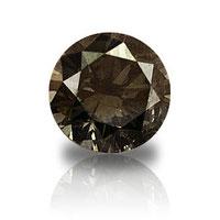 Bei Diamanten die man rund geschliffen hat spricht man von Brillant.
