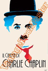charlie chaplin,il dittatore,tempi moderni, modern times,la febbre dell'oro, chaplin poster,chaplin manifesto,locandina, grande cinema