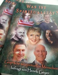 Bild: Spireo Spiritualität im Dialog mit Christina Holsten