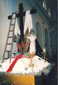 Santa Redención y Virgen del Amor
