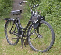 Vélosolex après-guerre 39 45