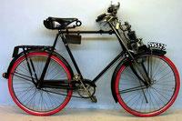 Cyclotracteur Concours Lépine 1913