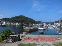 伊崎漁港 の写真