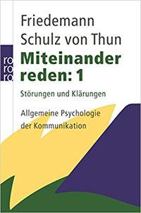 Schulz von Thun - ein Literaturhinweis