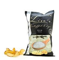 Lisas Chips mit natürlichem Meersalz