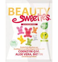 Veganes Fruchtgummi ohne Gelatine von Beauty Sweeties