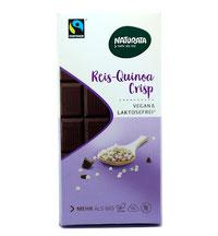 Vegane Schokolade ohne Milch von Naturata