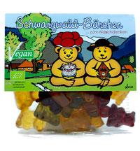 Vegane Gummibärchen ohne Gelatine von mindsweets