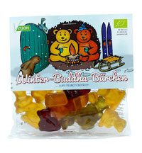Winter - Buddha - Bärchen (mindsweets)