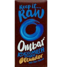Vegane Schokolade von Ombar