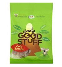 Vegane Cola-Fläschchen  von Goody Good Stuff