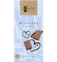 Schokolade vegan von iChoc