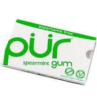 Vegane Kaugummi von PÜR GUM
