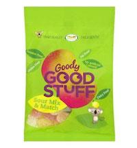 Veganes Fruchtgummi ohne Gelatine von Goody Good Stuff