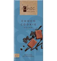 Vegane Schokolade von iChoc