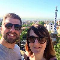 Visiting Parc Güell. Travel guide Barcelona Testimonial.