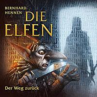 CD Cover Elfen Der Weg zurück
