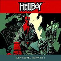 CD-Cover Hellboy - 3 – Der Teufel erwacht 1