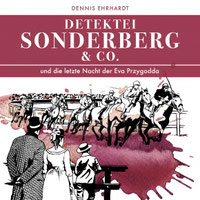 CD-Cover Sonderberg Folge 8 Die letzte Nacht der Eva Przygodda
