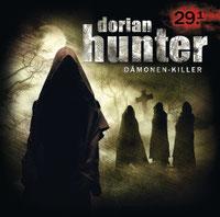 CD-Cover Dorian Hunter - Hexensabbat
