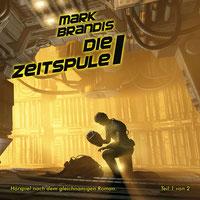 CD-Cover Mark Brandis 28 – Die Zeitspule 1
