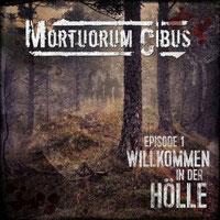 Cover Mortuorum Cibus Episode 1