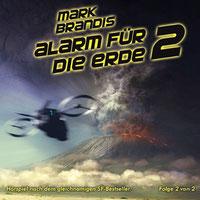 CD-Cover Mark Brandis 8 – Alarm für die Erde 2