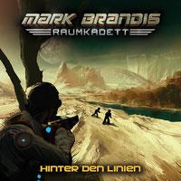 CD-Cover Mark Brandis Raumkadett 4 – Hinter den Linien