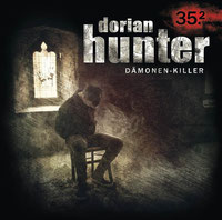 CD-Cover Dorian Hunter - Niemandsland - Ausgeliefert